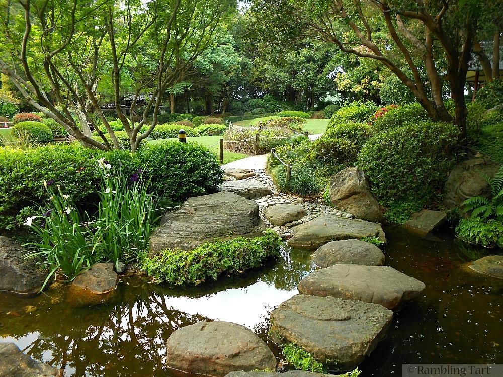 Brisbane Japanese Gardens