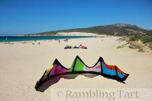 Kitesurfing in Spain by Susiypunto