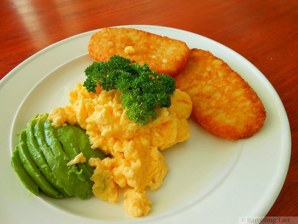 gluten free cafe breakfast