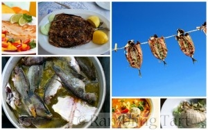 Greek Parian food