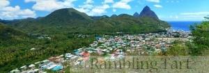 Soufriere Town by Gzdavidwong