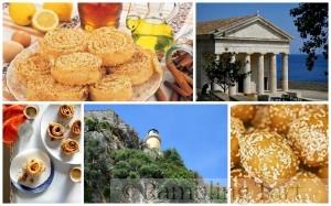 Cretan sweet pastries