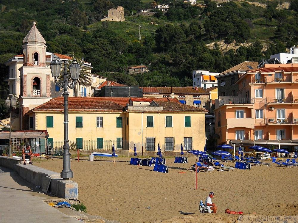 Santa Maria Castellabate beach