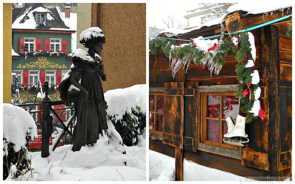 Baden-Baden in Winter