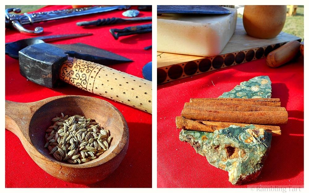 medieval medicine ingredients