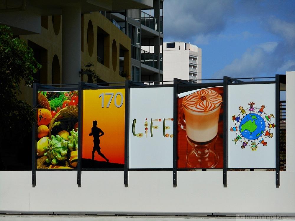 Brisbane billboard
