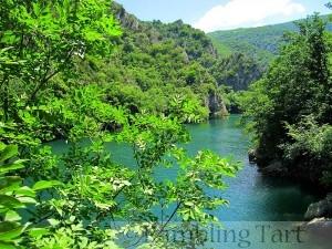 Vrelo underwater cave, Matka Lake, Macedonia