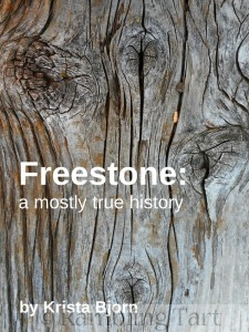 Freestone history book