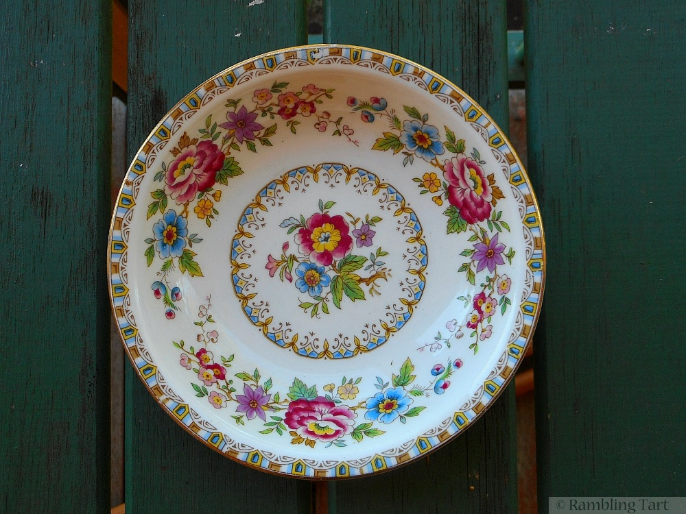 china bowl from England
