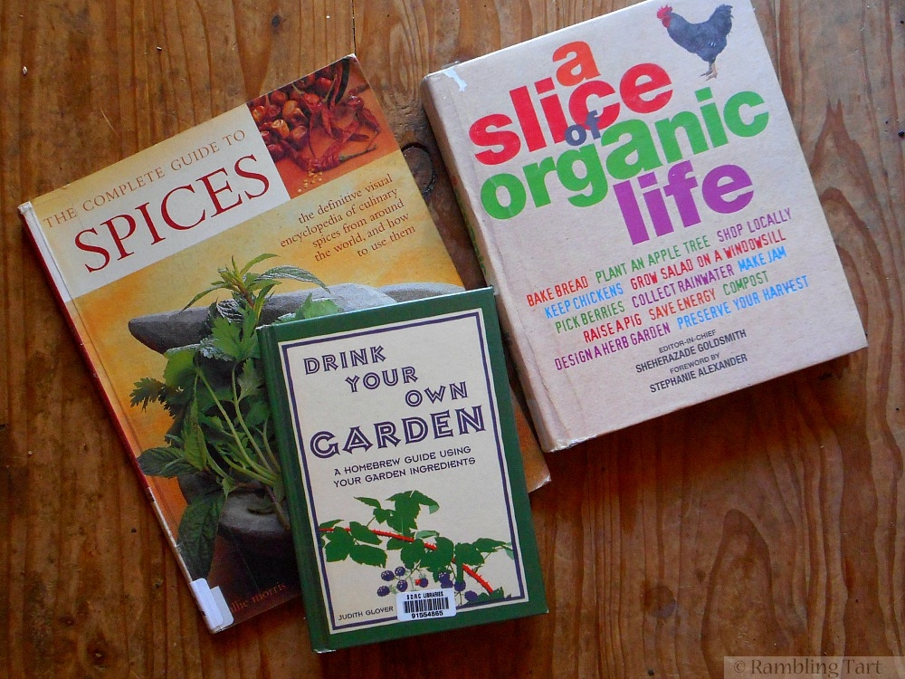 self-sufficiency books