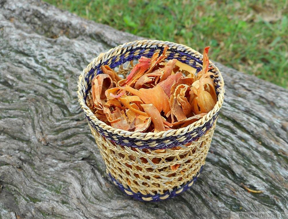 basket of mace