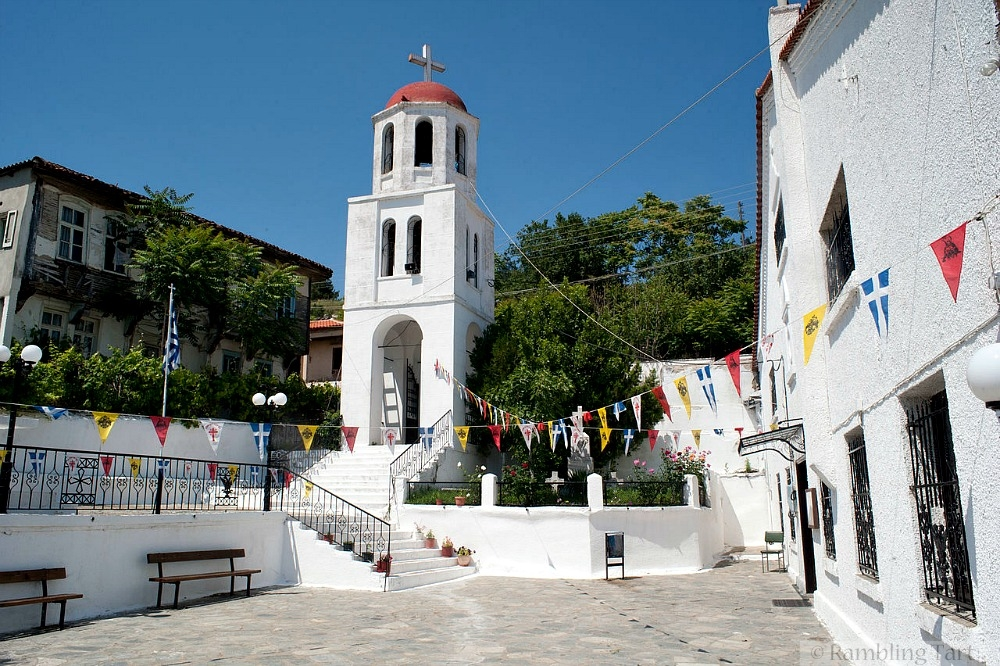Saint Athanasios Orthodox Church by Ggia