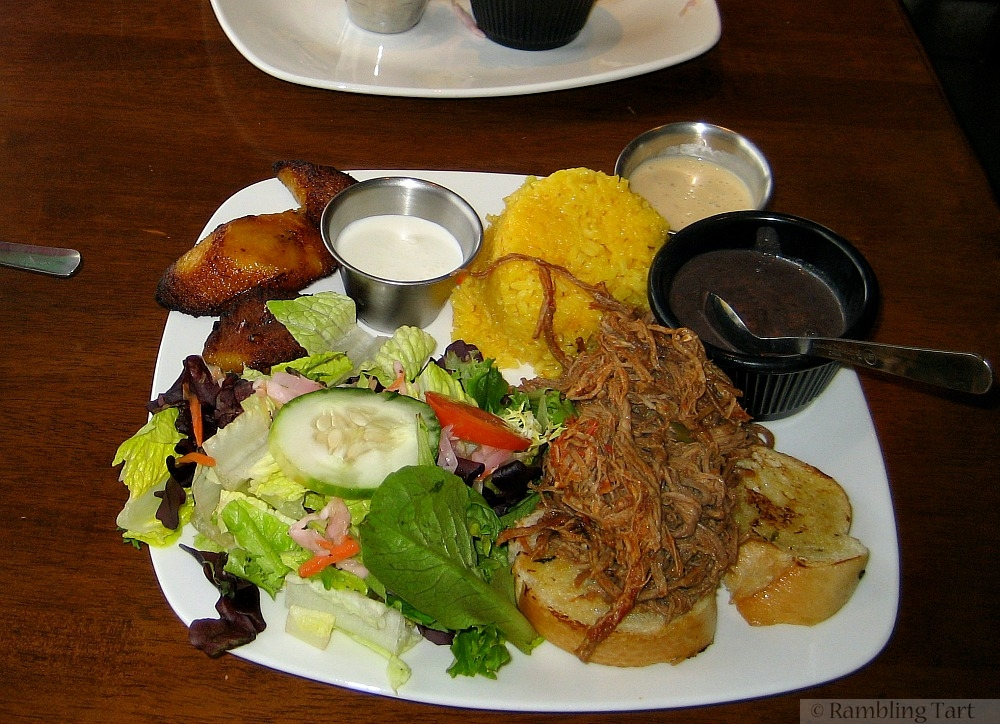 ropa vieja by Infrogmation of New Orleans