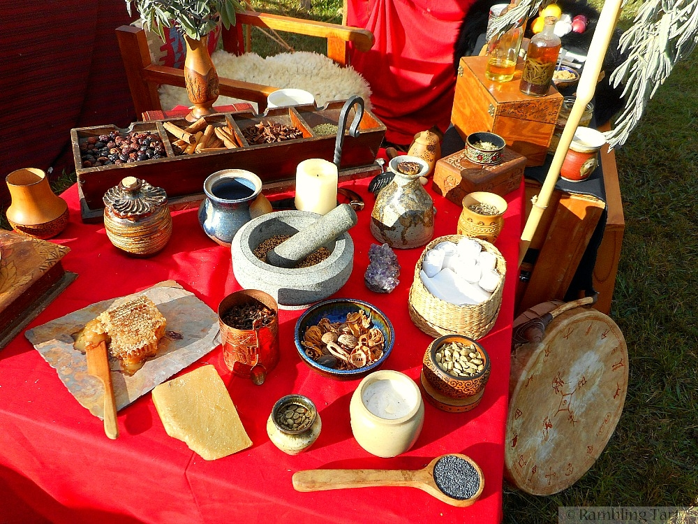 medieval medicine spices