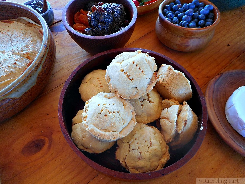 medieval apple pies