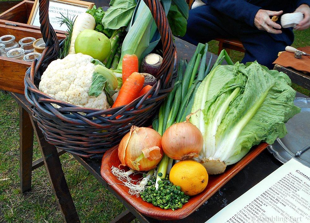 medieval veggies