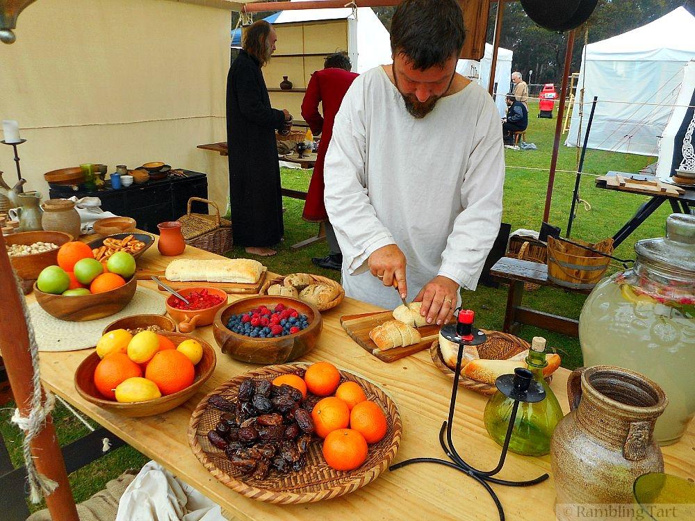 Templar breakfast