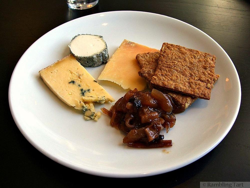 cheese plate by Ewan Munro