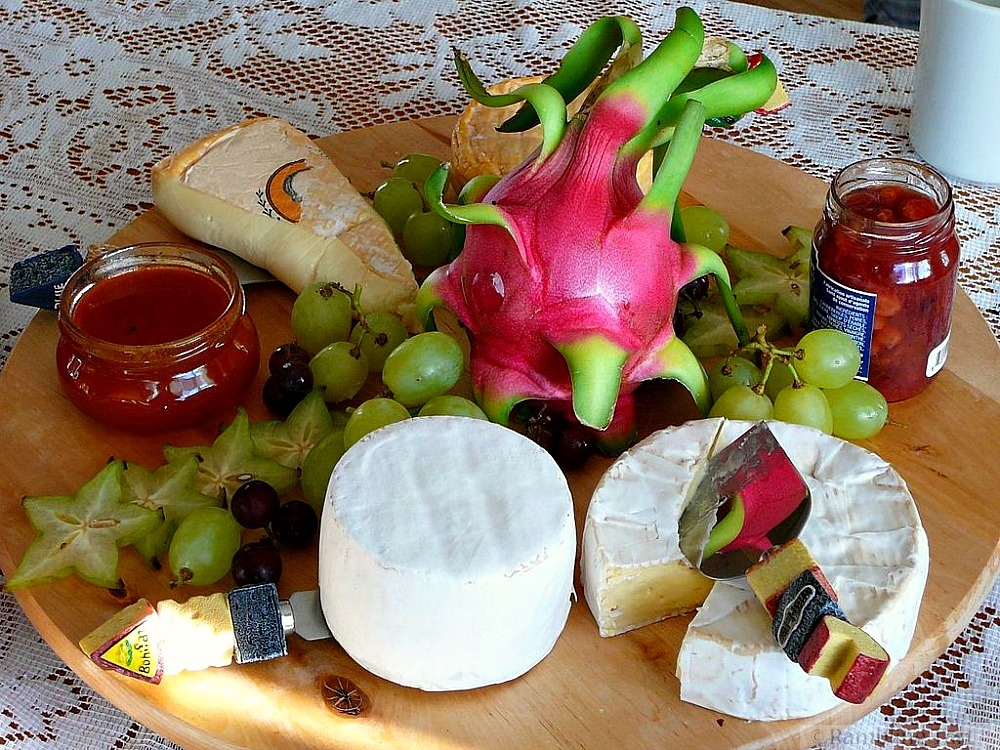 cheese platter by Bufh