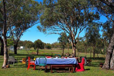 farm picnic