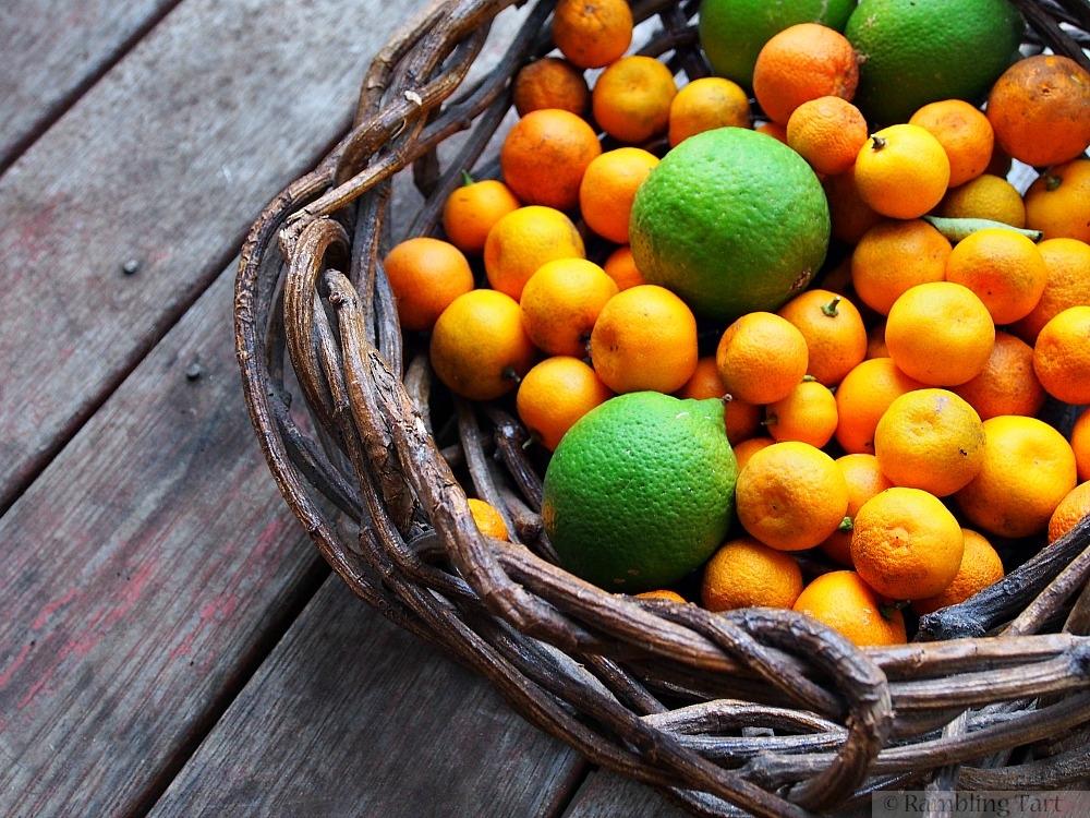 limes and kumquats