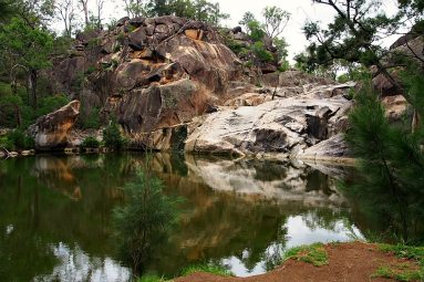 Coomba Water Hole