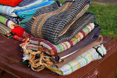 medieval rugs blankets