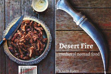 Desert Fire by Krista Bjorn