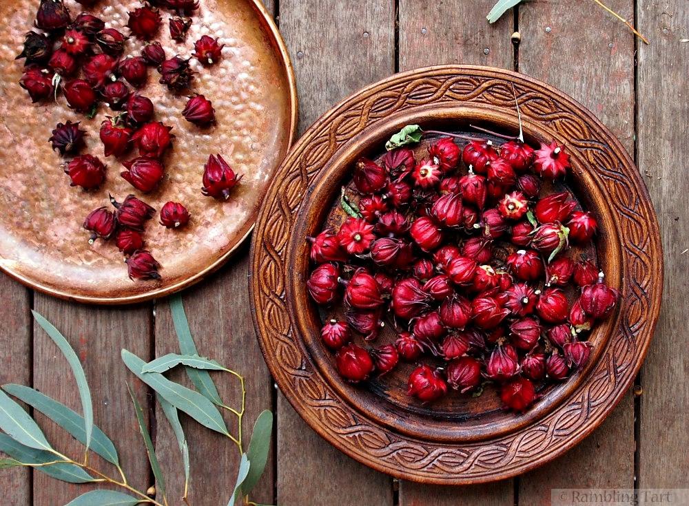 platter of rosellas