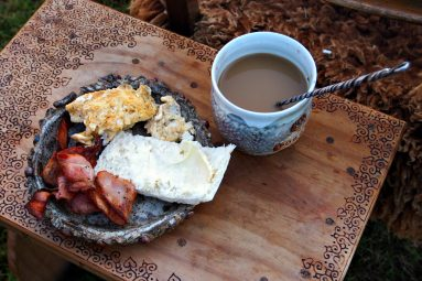 medieval breakfast idea
