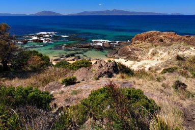 coastline Tasmania